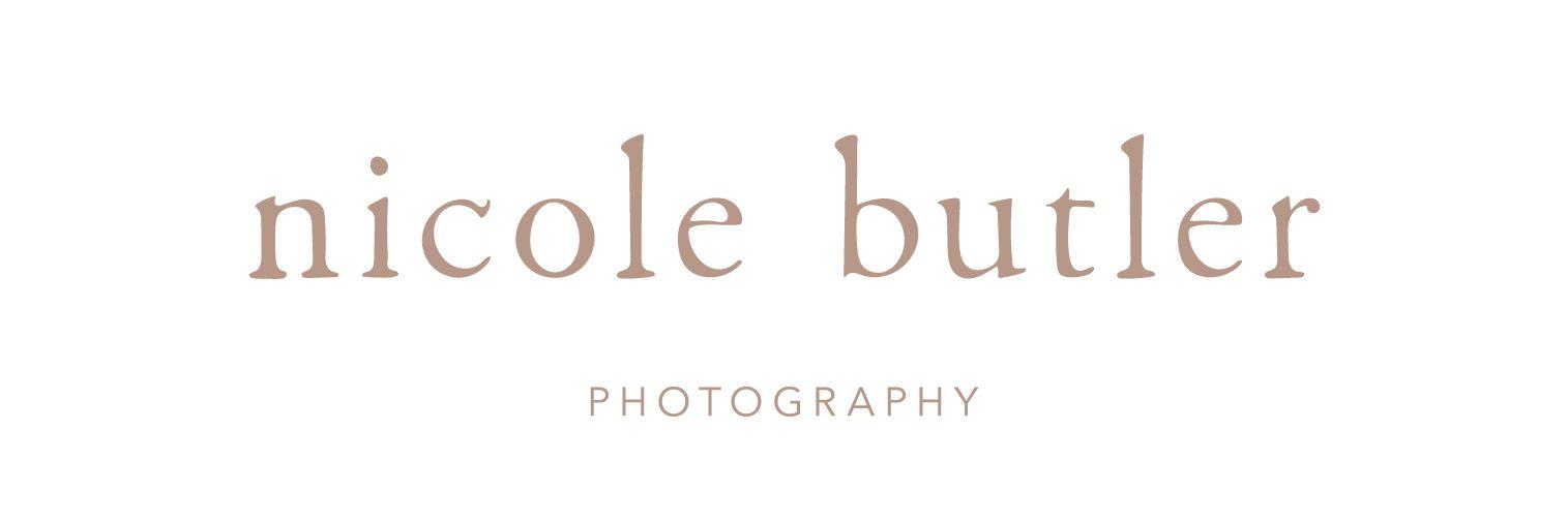 Nicole Butler Photography Blog